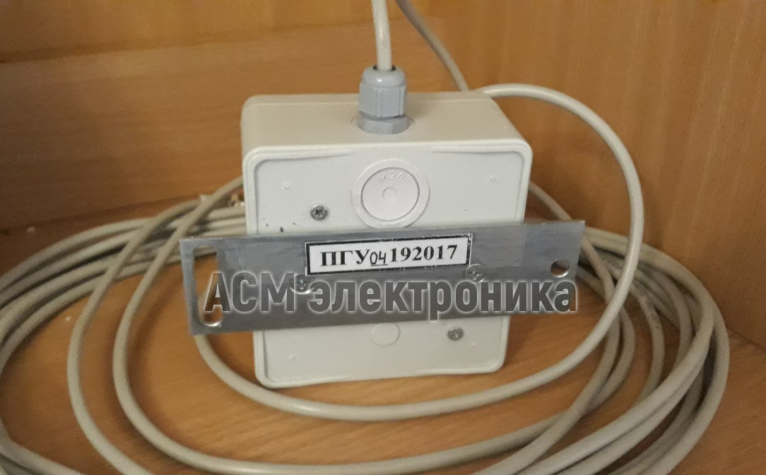 "Установка прибора безопасности ПЗК ""АСМ электроника"" Харьков"