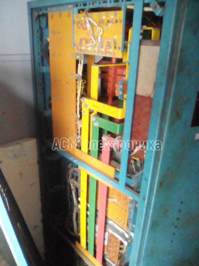 Ремонт ТПЕ 400 на кране КБ-674