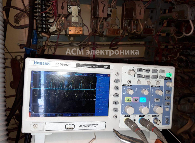 Ремонт и наладка ТПЕ для крана КБ-676