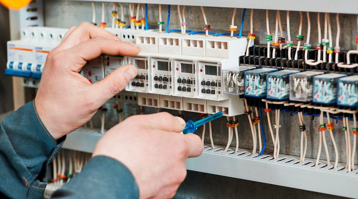 промышленные электромонтажные работы