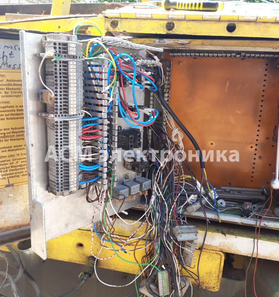Изготовление прибора безопасности автовышки на микроконтроллере STM 32