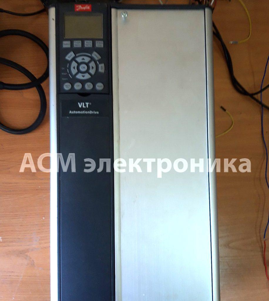Ремонт преобразователя частоты Danfoss VLT HVAC 30 кВт