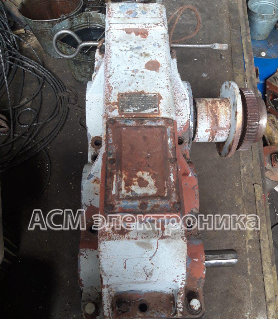 капитальный ремонт козлового крана КК - 12,5 с установкой ЧРП