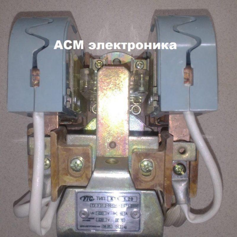 Контактор КПД 1-20