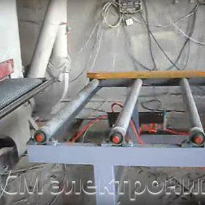 Модернизация линии по производству фанеры