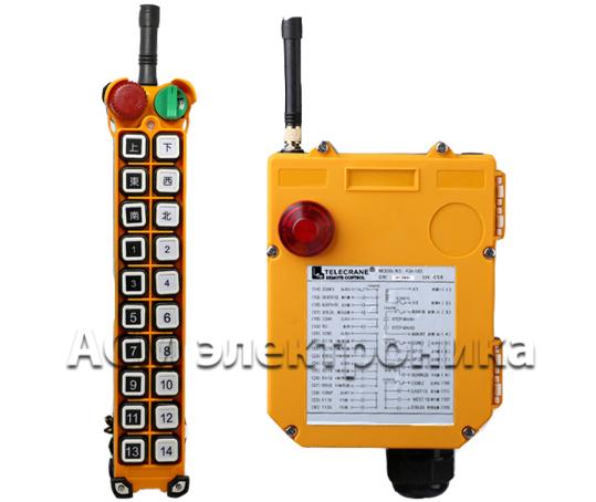 Многофункциональное радиоуправление для кран-балки F24-20S