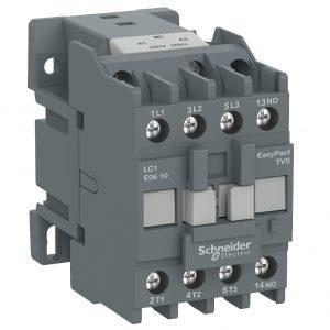 3-полюсовый контактор Schneider LC1E0901Q5 9А