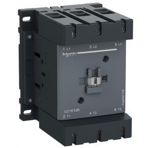 3-полюсовый контактор Schneider LC1E120Q5 - 120А