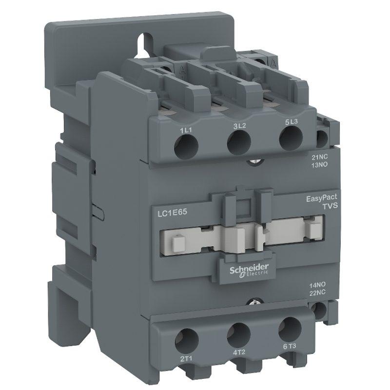 3-полюсовый контактор Schneider LC1E40Q5 - 40А