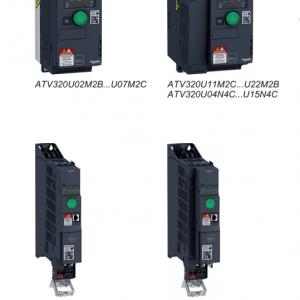 ALTIVAR MACHINE ATV320 SCHNEIDER ELECTRIC