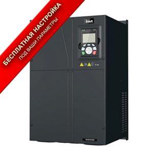 Преобразователь частоты INVT GD350-055G-4 общего назначения 55 кВт 380В 3Ф