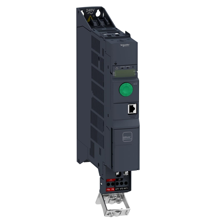Преобразователь частоты Schneider ATV320U22M2B книжное исполнение 2.2 кВт 240В 1Ф