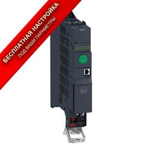 Преобразователь частоты Schneider ATV320U75N4B книжное исполнение 5.5 кВт 380В 3Ф