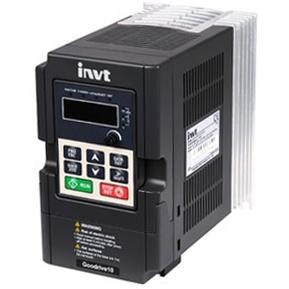 Преобразователь частоты INVT GD10-1R5G-S2-B для насосов и вентиляторов 1,5 кВт 220В 1Ф