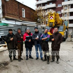 Ремонт кранов, АСМ электроника, Асмолов О.О.