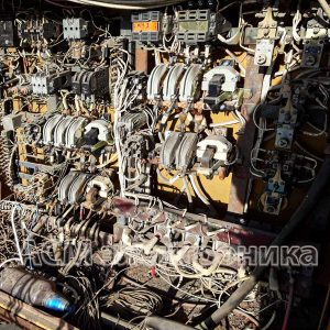 Ремонт крана КБ-403
