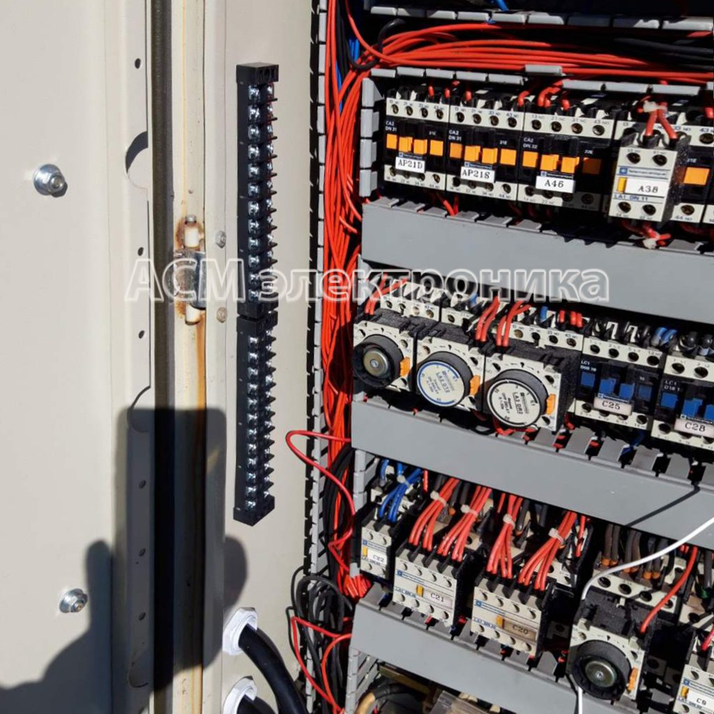 Установка радиоуправления на башенный кран