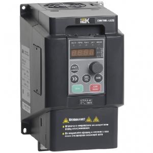 Преобразователь частоти CONTROL-L620 380В, 3Ф 0,75-1,5 kW IEK