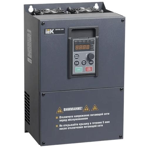 Преобразователь частоты IEK CONTROL-L620 380В, 3Ф 30-37kW