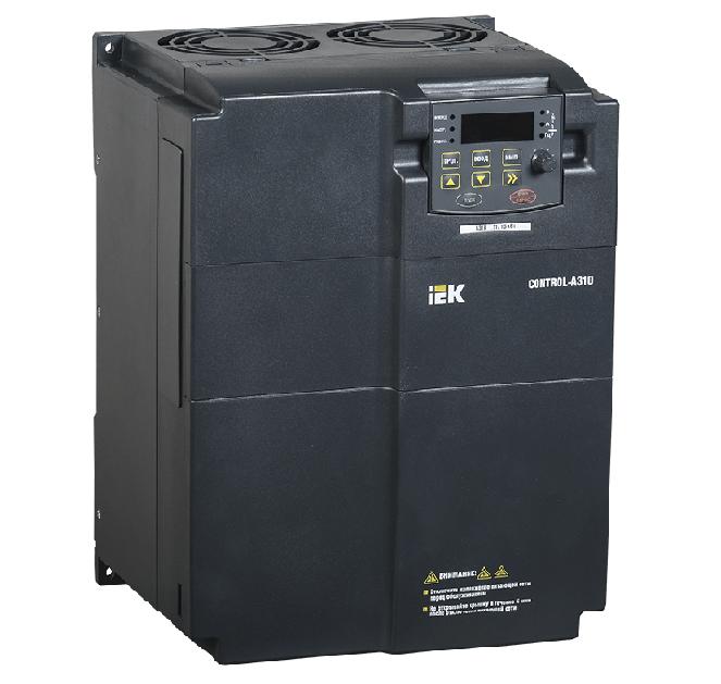 Преобразователь частоты IEK CONTROL-A310 380В, 3Ф 11-15kW 25-32A