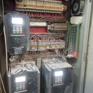 Ремонт станков по обработке изоляторов