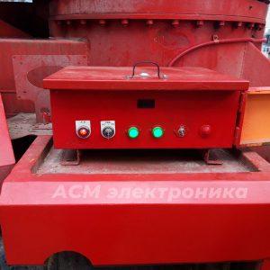 Изготовление и установка прибора безопасности для автовышки JINWOO 36 м