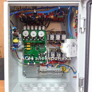 Тиристорный преобразователь для поворота крана КБ-674